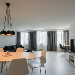 Апартаменты Paradeplatz Apartment by Airhome комната для гостей фото 5