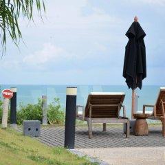 Отель The Houben - Adult Only пляж фото 2