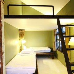 Here Hostel Бангкок комната для гостей фото 3