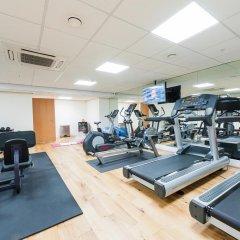Отель The RE London Shoreditch фитнесс-зал фото 2