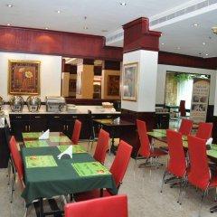 Claridge Hotel Dubai Дубай питание