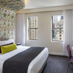 Отель Dream New York 4* Номер Делюкс с двуспальной кроватью фото 10