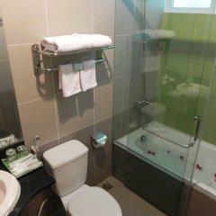 DMZ Hotel ванная