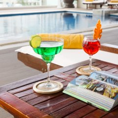Green World Hotel Nha Trang Нячанг в номере