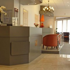 Отель Le Lausanne интерьер отеля