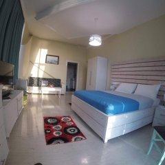 Отель Saranda Албания, Саранда - отзывы, цены и фото номеров - забронировать отель Saranda онлайн комната для гостей фото 5