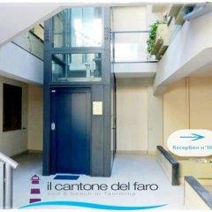 Апартаменты Il Cantone del Faro Apartments Таормина вид на фасад
