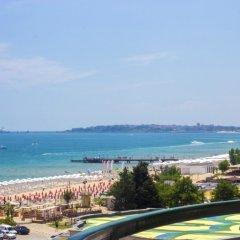 Grand Hotel Sunny Beach - All Inclusive пляж фото 2