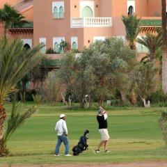 Отель Pavillon du Golf спортивное сооружение