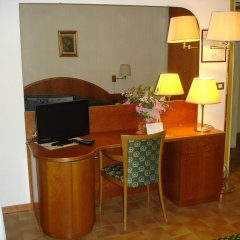 Отель Albergo Ristorante Carenno Каренно удобства в номере