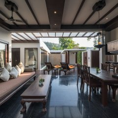 Отель Malisa Villa Suites пляж Ката помещение для мероприятий