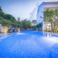 Tran Family Villas Boutique Hotel бассейн фото 2