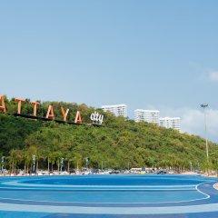 Отель Unixx South Pattaya By Grandisvillas Паттайя пляж