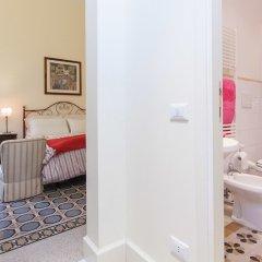 Отель Rental In Rome Portico Ottavia Garden Италия, Рим - отзывы, цены и фото номеров - забронировать отель Rental In Rome Portico Ottavia Garden онлайн ванная
