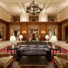 Отель Fairmont Chateau Laurier Канада, Оттава - отзывы, цены и фото номеров - забронировать отель Fairmont Chateau Laurier онлайн интерьер отеля