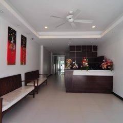 Отель 99 Voyage Patong интерьер отеля