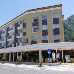 Mersoy Exclusive Aqua Resort Турция, Мармарис - отзывы, цены и фото номеров - забронировать отель Mersoy Exclusive Aqua Resort - All Inclusive онлайн вид на фасад