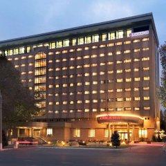 Отель Рамада Ташкент Узбекистан, Ташкент - отзывы, цены и фото номеров - забронировать отель Рамада Ташкент онлайн вид на фасад