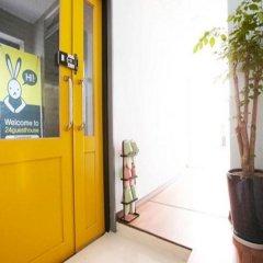 Отель 24 Guesthouse Gangnam интерьер отеля