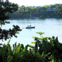 Отель Goblin Hill Villas at San San Ямайка, Порт Антонио - отзывы, цены и фото номеров - забронировать отель Goblin Hill Villas at San San онлайн приотельная территория фото 2