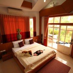 Отель Budsaba Resort & Spa комната для гостей фото 4