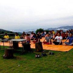Отель Himalayan Deurali Resort Непал, Лехнат - отзывы, цены и фото номеров - забронировать отель Himalayan Deurali Resort онлайн фитнесс-зал