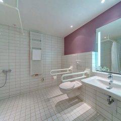 Отель acomhotel nürnberg ванная