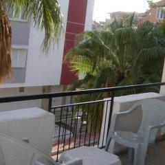 Saray Lara Hotel Турция, Анталья - отзывы, цены и фото номеров - забронировать отель Saray Lara Hotel онлайн балкон