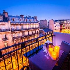 L'Hotel du Collectionneur Arc de Triomphe 5* Стандартный номер разные типы кроватей фото 10