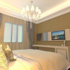 Отель Aquasis Deluxe Resort & Spa - All Inclusive комната для гостей фото 3