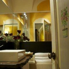 Отель Relais Castello San Giuseppe Кьяверано ванная