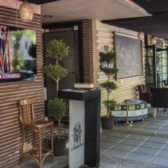 Maria Condesa Boutique Hotel гостиничный бар