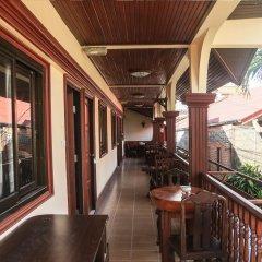 Отель Kata Leaf Resort балкон