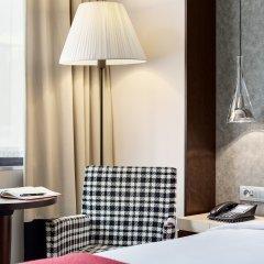 Отель NH Brussels Louise удобства в номере