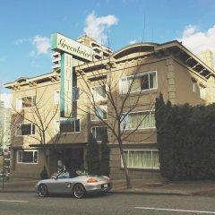 Отель Greenbrier Hotel Канада, Ванкувер - отзывы, цены и фото номеров - забронировать отель Greenbrier Hotel онлайн парковка