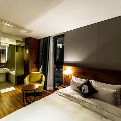 Отель The Designers Jongno Южная Корея, Сеул - отзывы, цены и фото номеров - забронировать отель The Designers Jongno онлайн комната для гостей фото 4