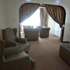 Отель Caravan Resort комната для гостей