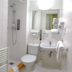 Отель Best Western Amedia Praha ванная