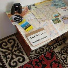 Отель Teskey B&B Кыргызстан, Каракол - отзывы, цены и фото номеров - забронировать отель Teskey B&B онлайн удобства в номере