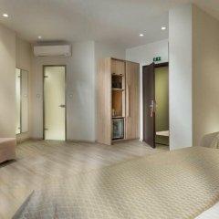Отель Jason Inn Греция, Афины - отзывы, цены и фото номеров - забронировать отель Jason Inn онлайн комната для гостей фото 4