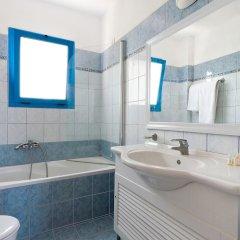 Отель Ammoudia Maisonettes Корфу ванная