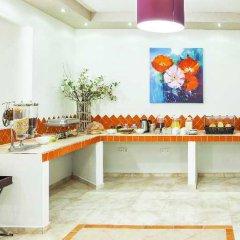 Отель Lemon Garden Villa Греция, Пефкохори - отзывы, цены и фото номеров - забронировать отель Lemon Garden Villa онлайн питание фото 4