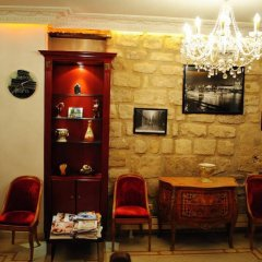 Hotel Du Mont Blanc Париж гостиничный бар