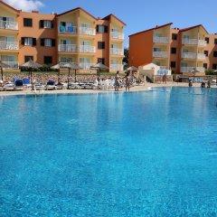 Отель Roc Cala d'en Blanes Beach Club бассейн фото 2