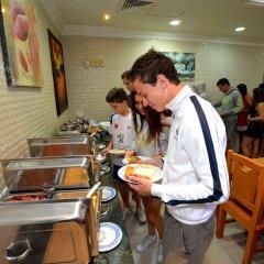 Dubai Youth Hostel питание