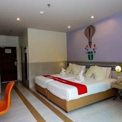 Отель Nida Rooms North Pattaya Crystal Sand комната для гостей фото 4
