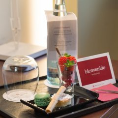 Отель NH Collection Barcelona Constanza Испания, Барселона - 8 отзывов об отеле, цены и фото номеров - забронировать отель NH Collection Barcelona Constanza онлайн удобства в номере фото 2