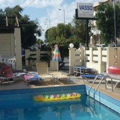 Отель Hersonissos Sun бассейн