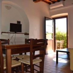 Отель Antico Borgo Casalappi в номере