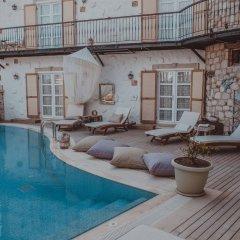 Chigdem Hotel-Special Category Чешме бассейн
